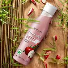 Oriflame Official Store Dầu Gội Và Dầu Xả 2 Trong 1 -Love Nature 2-In-1 Shampoo & Conditioner For Thin Hair Apple & Bamboo