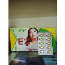 Natural Vitamin E Natural 400 Hộp 10 Vỉ X 10 Viên