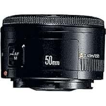 Canon Canon EF 50mm f/1.8 II