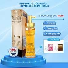 3w clinic Serum Trắng Da - Serum Vàng 24K Luxury Gold Chống Lão Hóa Hàn Quốc 150Ml [Nhập Khẩu Hàn Quốc]
