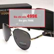 PORSCHE Kính Mắt Nam Cao Cấp P8000