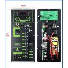 Acnos Board Mạch Ráp Loa Kéo 100W (15x35) - bass 3 hoặc 4 tấc từ 140