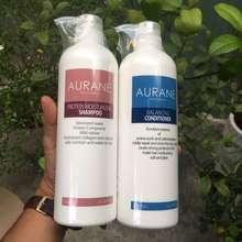 Aurane Dầu gội và xả Suông mượt phục hồi tóc hàng ngày (2x750ml)