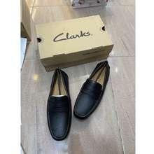 Clarks [ Sale 50% ] Giày Da Cl_01 Tặng Kèm 2 Quà [ Free Ship ] Bảo Hành 24 Tháng