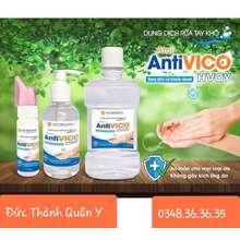 HỌC VIỆN QUÂN Y Nước Rửa Tay Ami Antivico Hvqy