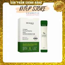 Bioaqua Mặt Nạ Ngủ Collagen Firming Sleeping Mask (Hộp 20 Gói)