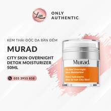 Murad Kemthải Da Ban Đêm City Skin Overnight Detox Moisturizer 50Ml