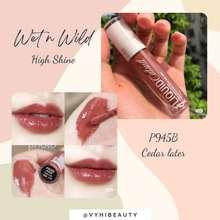 Wet n Wild Son Bóng High Shine Megalast Liquid Lipstick Catsuit
