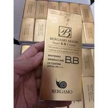 BERGAMO Kem Nền ChốNg NắNg Bb Cream Tinh Chất Từ Ốc Sên Magic Snail Bb Cream Spf 50 Pa+++