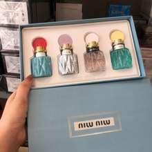 Miu Miu Set Nước Hoa Miumiu Eau De Parfum
