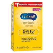 Enfamil Bổ Sung Vitamin D Enfamil D Visol 50Ml