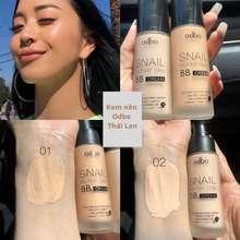 Odbo Kem Nền Bb Cream Snail Repair Skin Giúp Da Mịn Đẹp
