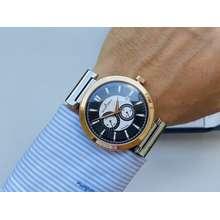 Jacques Lemans Đồng hồ nam 1-1730b Verona Automatic - Vẻ đẹp Thụy Sĩ