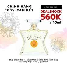Bond No. 9 [𝗦𝗔𝗟𝗘]..::✨Nước Hoa Dùng Thử Chelsea Flowers 5Ml/10Ml/20Ml✨::..