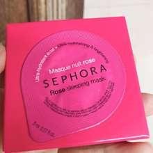 Sephora Mặt Nạ Ngủ Dưỡng Ẩm & Sáng Da 8Ml Mask