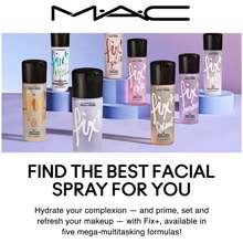 M.A.C Mac 🌟 Xịt Khoáng Cố Định Lớp Trang Điểm Prep & Prime Fix + Makeup Setting Spray
