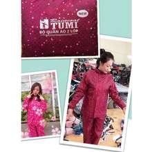 Tumi [Sale Sock] Bộ Quần Áo 2 Lớp-Inbox Chọn Màu, Chọn Size