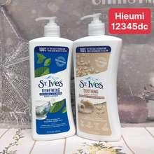 St. Ives Sữa Dưỡng Thể Toàn Thân Trẻ Hóa Da St.Ives Collagen 621Ml