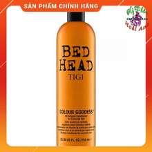 TIGI BED HEAD DẦU XẢ GIỮ MÀU TÓC NHUỘM COLOUR GODDESS 750ML