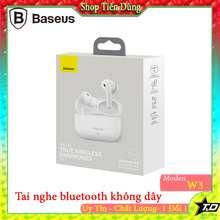 Baseus Tai Nghe Bluetooth W3 Dòng Tai Nghe Không Dây Của Chình Hãng Kiểu Dáng Thể Thao