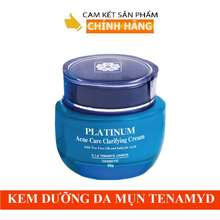 Tenamyd [Date2026]Kem Dưỡng Da Mụn - Platinum Acne Care Clarifying Cream 60G
