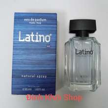 Latino Nước Hoa Nam N3 - 50Ml [ Mùi Run Wild For Him - Davidoff]