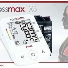 Rossmax Máy Đo Huyết Áp Bắp Tay X5