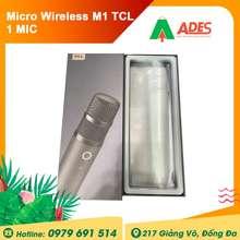 TCL Micro Wireless M1 - 1 Mic - Kết Nối Bluetooth Cắm Usb - Chính Hãng