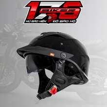 LS2 Mũ Bảo Hiểm Nửa Đầu Kính Âm Hh590 - Đỉnh Cao Mũ Bảo Hiểm Nửa Đầu - Biker 176 - Mũ Bảo Hiểm & Dầu Nhớt Vũng Tàu