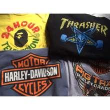 Harley-Davidson Thun 2Hand Bape Thrasher Harley Davidson