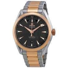 OMEGA Đồng Hồ Nam Aqua Terra Automatic Brown Dial Men Watch 23120422206001