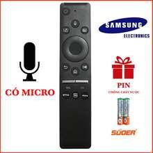 Samsung Điều Khiển Tv Giọng Nói Chính Hãng Dùng Được Cho Tất Cả Các Đời Tv Smart Có Giọng Nói