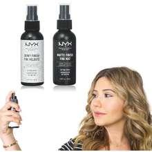 NYX Professional Makeup Xịt Khóa Nền Nyx Makeup Setting Spray 60Ml, Giữ Lớp Nền Trang Điểm Bền Lâu