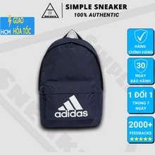 adidas Balo Chính Hãng 💙Freeship💙 Classic Big Logo Backpack - Ba Lô Original - Simple Sneaker