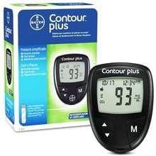 BAYER Máy đo đường huyết CONTOUR PLUS - Đức