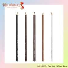 Wet n Wild Chì Kẻ Mắt Color Icon Kohl Eyeliner Màu Đen, Đen Nâu, Nâu, Trắng