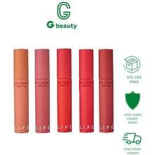 It'S Skin Son Kem Lì Its Skin Life Color Lip Crush Matte - Tặng Nước Hoa Dubai 2Ml Vail