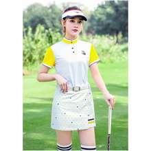 PGM Áo Golf Nữ Ngắn Tay - Yf175 Summer 2019