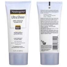 Neutrogena Neutrogena Ultra Sheer Dry-Touch