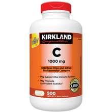 Kirkland Kirkland Viên uống Vitamin C 1000mg