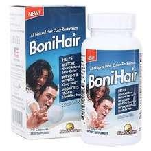 BoniHair BoniHair Viên uống chông bạc tóc, rụng tóc
